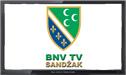 BNV TV Sandzak logo