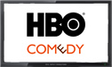 HBO Comedy logo