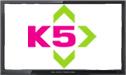 Kanal 5 TV logo