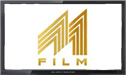 M1 Film Gold logo