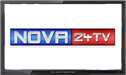 Nova 24 TV logo
