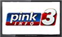 Pink 3 info live stream