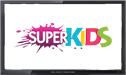 Pink Super Kids logo