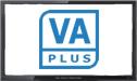 VA Plus logo