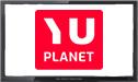 YU Planet logo